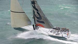 Leopard by Finlad ylittää Atlantin valtameren 100-jalkaisella Leopard3 -veneellä