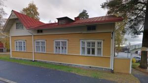 Aatamilan talo Nurmeksessa