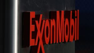 Exxon Mobilin kyltti