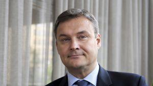 Mehiläinen Oy:n toimitusjohtaja Matti Bergendahl.