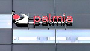 Palmia -logo