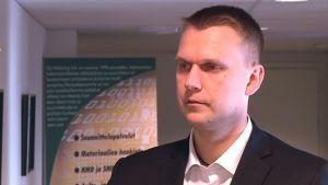 DA-Designin toimitusjohtaja Sami Kotiniemi.