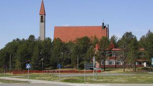 Hetan kirkko ja koulukeskus