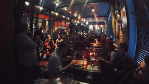 Doc Lounge -klubi; dokumenttielokuvat; yleisötilaisuus;