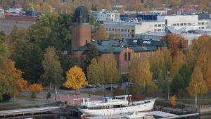 Joensuun kaupungintalo.