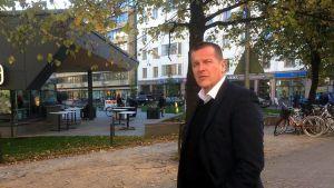 Oulun kaupungin apulaiskaupunginjohtaja Matti Matinheikki