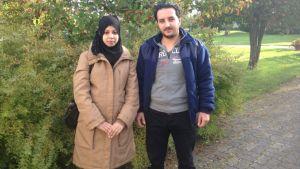 Abeer ja Akram Alzoubi.