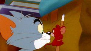 piirretty kissa ja hiiri
