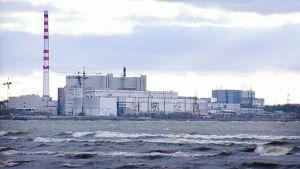 Sosnovyi Borin ydinvoimala.