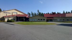 Kylmäojan koulu Kontiolahdella