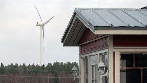 Talon kuisti ja tuulimylly