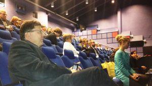 Oulun VIII Kaupunkisuunnittelun seminaari kokosi lähes sata päättäjää Tietomaan auditorioon torstaina.