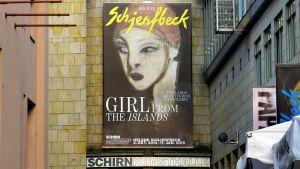 Schjerfbeck näyttely Frankfurt.