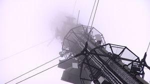Espoon 326-metrinen radio- ja tv-torni