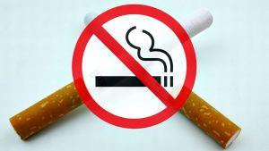 Tupakointikielto