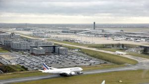 Charles de Gaullen lentokenttä.