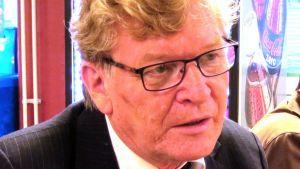 Kansanedustaja Simo Rundgren keskusta