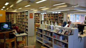 Tuuloksen kirjasto