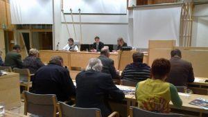 Valtimon kunnanvaltuusto sanoo ei kuntaliitokselle.