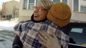 YleX:n Aleksi halaa Baba Lybeckiä naistenpäivänä