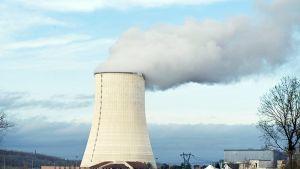 Ydinvoimala Golfechissa.