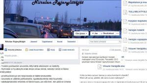 Niiralan Rajanylittäjät - Facebook-ryhmä