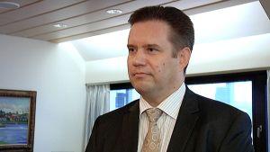 kaupunginjohtaja Kimmo Jarva Lappeenranta
