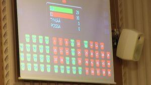 Valtuusto äänesti Lahden Aleksanterinkadusta yksisuuntaisen