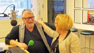 Kari Väänänen ja Maarit Airaksinen