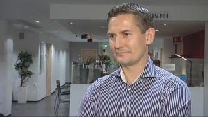 Pihlajalinna-konsernin toimitusjohtaja  MIKKO WIREN