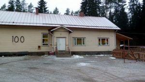 Kannuskosken koulu Luumäki