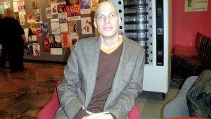 Antti Ervasti.
