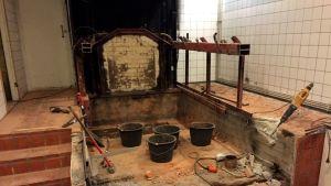 Seinäjoen seurakunnan krematoriota remontoidaan.