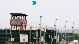Guantanamon vankila Kuubassa.