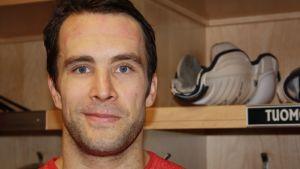 New Jersey Devilsin Tuomo Ruutu.