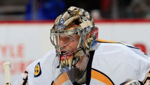 Nashville Predatorsin Pekka Rinne.