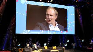 Tim Berners-Lee .