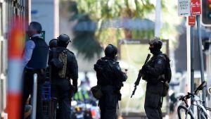Australia Sydney panttivanki poliisi