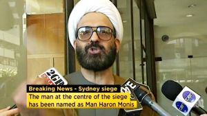 Man Haron Monis.
