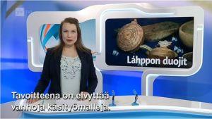 Yle Ođđasat 17.12.2014