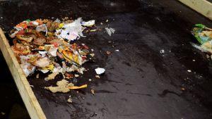 Majasaaren jätekeskuksessa Kajaanissa on huomattu, että sekäjätteessä on liian isot määrät biojätettä.