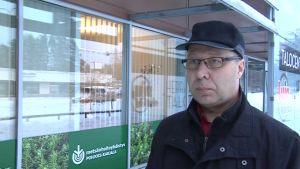 Pohjois-Karjalan metsänhoitoyhdistyksen toiminnanjohtaja Pekka Nuutinen.