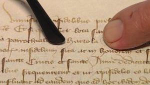 Hartola paavin bullan tekstissä