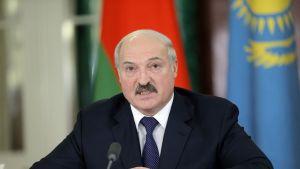 Aljaksandr Lukašenka.
