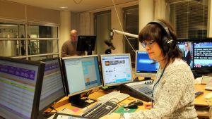 Etelä-Karjalan Radion studio