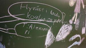 Sinetän Ounasjoen koulu hyvästi koulu