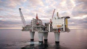 Öljynporauslautta Norjasa