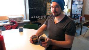 Tuomas Kumpula, Rovaniemen kahvipaahtimo