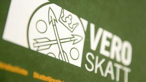 Verohallinnon logo.