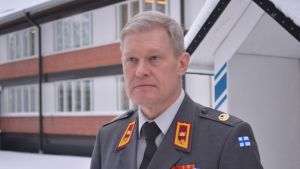 Kainuun prikaatin komentaja, prikaatikenraali, Jukka Sonninen
